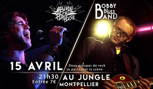 "2 Concerts ""Birds of Paradise"" & ""Bobby Blues Band"""
