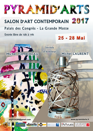 Salon d'Art Contemporain Pyramid'Arts