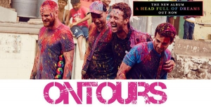 COLDPLAY:BUS NIMES+BILLET PELOUSE - STADE OLYMPIQUE LYONNAIS