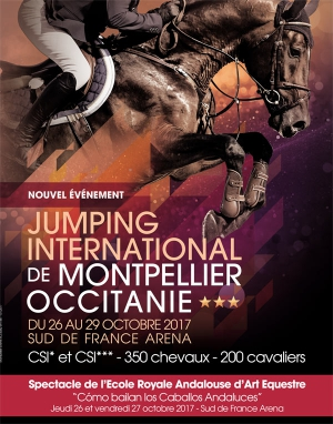 JUMPING INTERNATIONAL DE - MONTPELLIER OCCITANIE