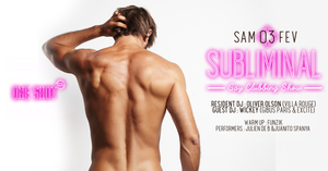 Subliminal Gay Clubbing Show