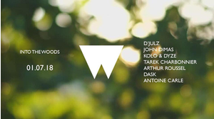 Into the Woods Pool Party w/ D'Julz, John Dimas & more