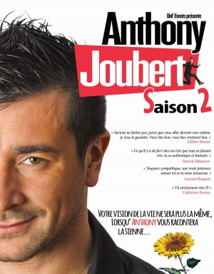 "ANTHONY JOUBERT - ""SAISON 2"""
