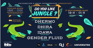 Do You Like Jungle ? Tous les Jeudis