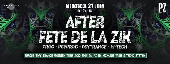 After f te de la musique 2017 by fractal function pz city club montpellier 34090 sortir - Fete de la musique 2017 date ...