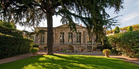 Imprimer le petit paradis d 39 un notable du xviiie si cle - Deco jardin nice rue barla versailles ...
