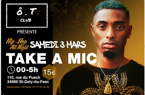 Take a mic l 39 ot club 39 t club saint g ly du fesc - Salon de la chasse saint gely du fesc ...