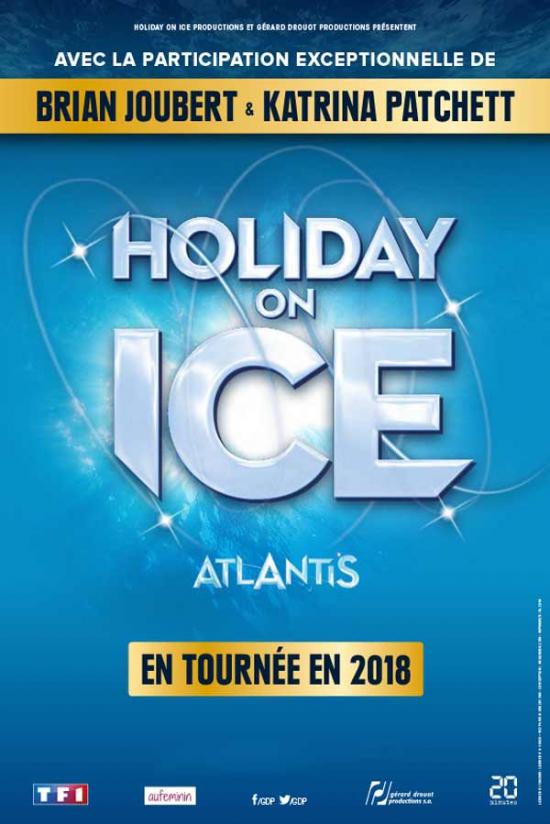 Holiday on ice atlantis sud de france arena - Sortir montpellier aujourd hui ...