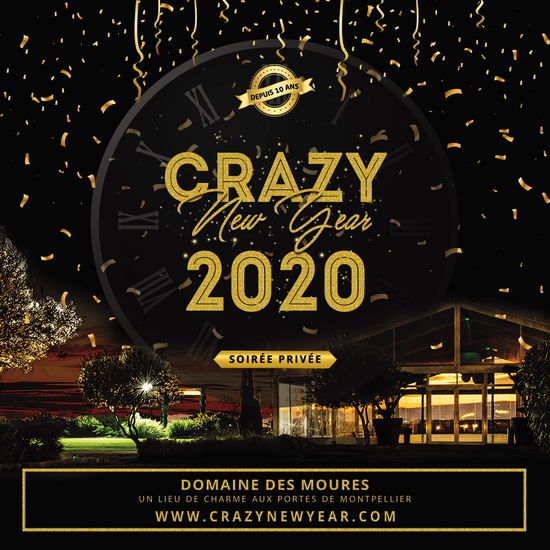 Crazy New Year 2020