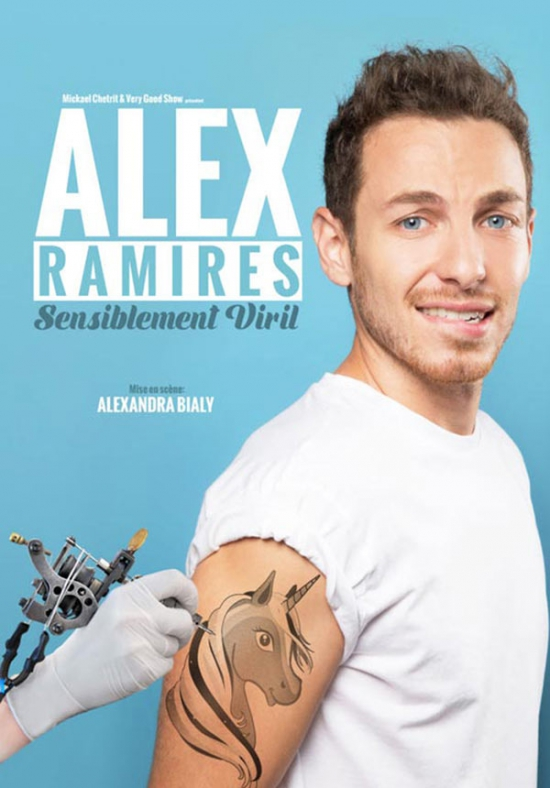 "ALEX RAMIRES - ""SENSIBLEMENT VIRIL"""