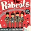 affiche THE RABEATS - HOMMAGE AUX BEATLES
