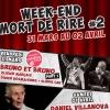 affiche WEEK-END MORT DE RIRE - VENDREDI