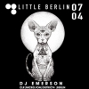 affiche LITTLE BERLIN invite DJ EMERSON CLR/MICRO.FON/BERLIN