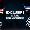affiche FRENCH FUSE  + ELECTRODIDACT SHOW CASE and more @ MONTPELLIER