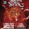 affiche Monster Blaster Battle Of The Year France 2017