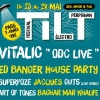 affiche ED BANGER HOUSE PARTY - TILT FESTIVAL