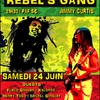 affiche Tribute to Bob Marley | Rebel's Gang
