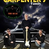 affiche Concert exceptionnel gratuit CARPENTERS FAMILY **** en live et HAPPY HOURS ****