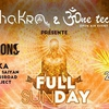 affiche Shakra - Full Sunday - Off One Tack Festival