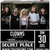 affiche SEE YOU IN THE PIT #7 CLOWNS