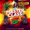 affiche Master Class Beach | Official Party | Show | Dj MasterWill