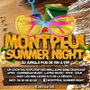 affiche Montpeul' Summer Night