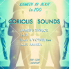 affiche Coriolis Sounds : James S Taylor + ,I am a Vowel (live) +16:9 +  Amara.