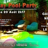 affiche Sunday Pool Party | 4ème édition