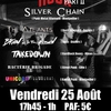 affiche Jungle Rock | 6 Concerts