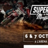 affiche SUPERCROSS DE MONTPELLIER - CHAMPIONNAT DE FRANCE SX TOUR