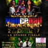 affiche MONTPELLIER BATTLE OF DANCEHALL QUEEN CONTEST 2K17 OFFICIEL