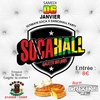 affiche Ultimate Soca - Dancehall Party | Djs Creeks MX