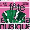 affiche Bloom / Doptal / Sileo / Blind puppets / Another age - Fête de la Musique 2018