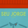 affiche SEU JORGE - THE LIFE AQUATIC - A TRIBUTE TO DAVID BOWIE
