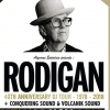 affiche DAVID RODIGAN + GUESTS - 40TH ANNIVERSARY TOUR