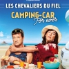 affiche LES CHEVALIERS DU FIEL - CAMPING CAR FOR EVER