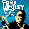 affiche FRED WESLEY & THE NEW JB'S -