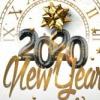 affiche New Year 2020 by le Grand Bazar