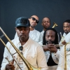 affiche HYPNOTIC BRASS ENSEMBLE