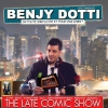 affiche BENJY DOTTI - THE LATE COMIC SHOW