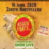 affiche REGGAE PARTY TOUR