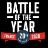 affiche BATTLE OF THE YEAR FRANCE 2020