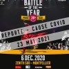 affiche BATTLE OF THE YEAR FRANCE 2021