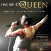affiche ONE NIGHT OF QUEEN - PERFORMED BY GARRY MULLEN&THE WORKS