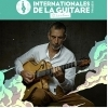 affiche ANGELO DEBARRE - LES INTERNATIONALES DE LA GUITARE