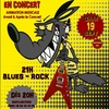 affiche CONCERT -LE GRAND MÉCHANT BLUES- / Blues-Rock