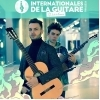 affiche ANTOINE BOYER ET SAMUELITO - LES INTERNATIONALES DE LA GUITARE